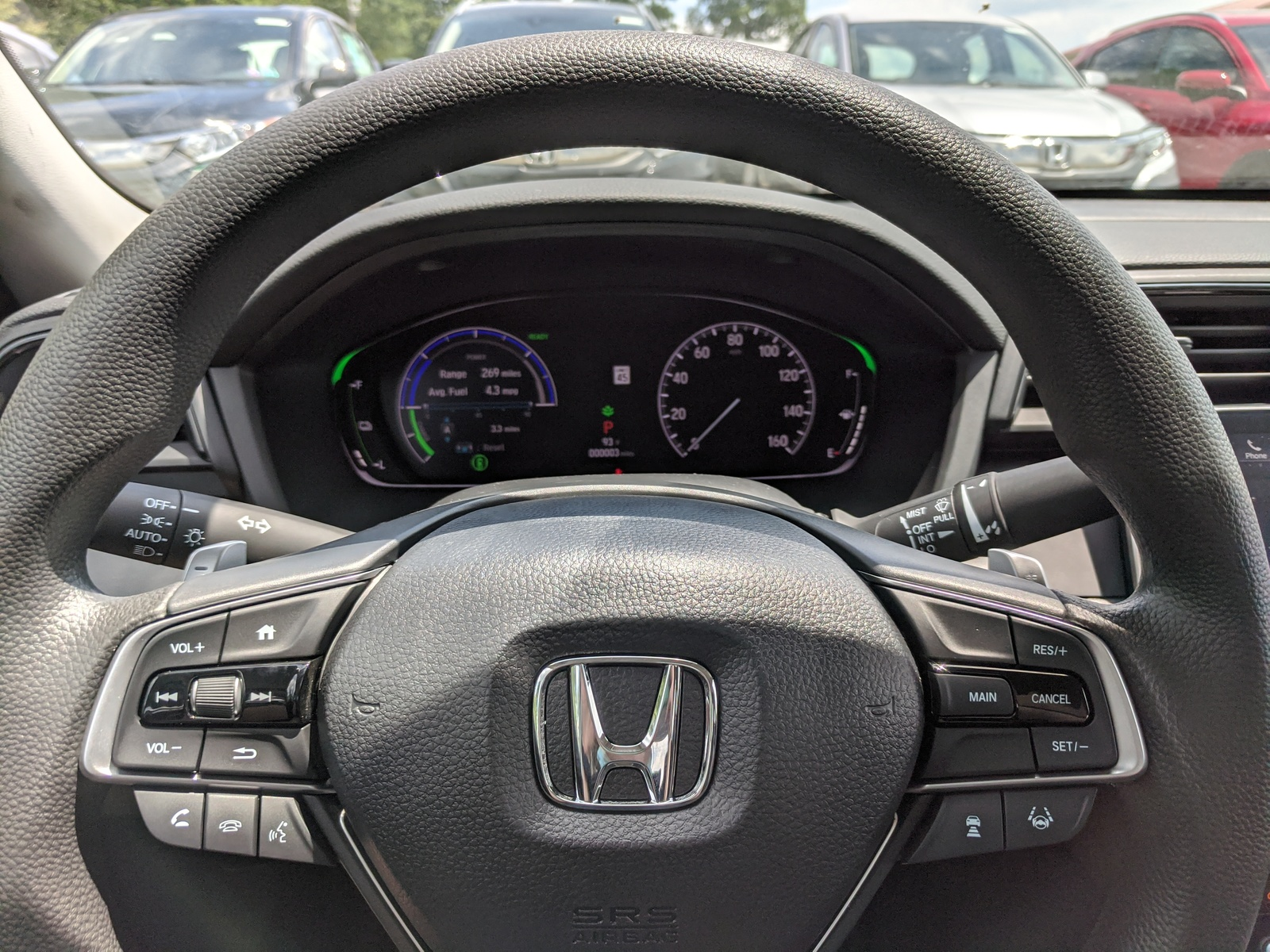 New 2021 Honda Insight EX in Platinum White Pearl ...