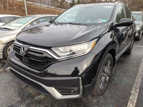 New 2020 Honda CR-V Touring AWD Sport Utility