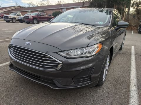 New 2020 Ford Fusion Hybrid SE FWD 4dr Car