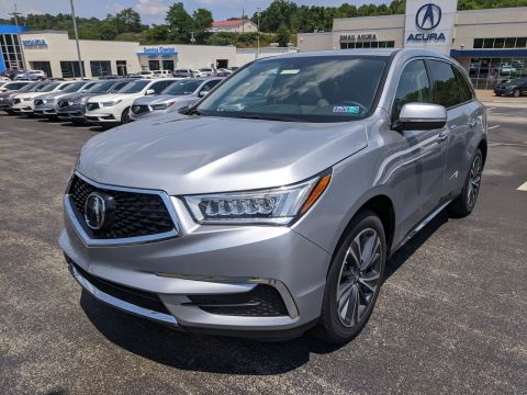 2020 Acura MDX w/Technology Pkg