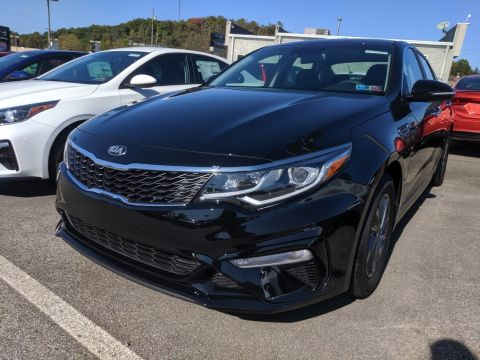 New 2020 Kia Optima LX FWD 4dr Car