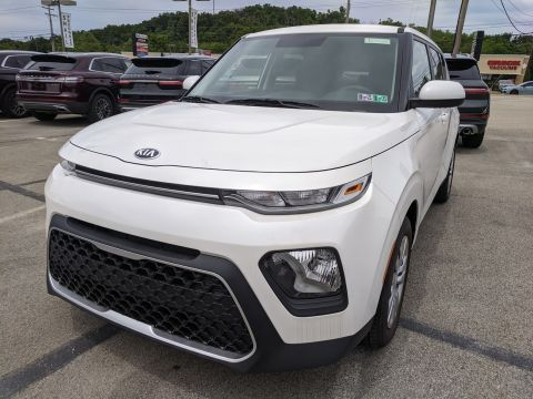 New 2020 Kia Soul LX FWD 4dr Car