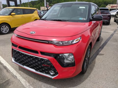 New 2020 Kia Soul GT-Line FWD 4dr Car